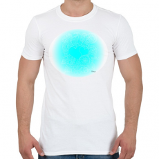 PRINTFASHION Szerelmes szivek 3 - Férfi póló - Fehér