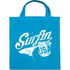 PRINTFASHION Szörf USA - Vászontáska - Kék