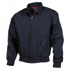 Pro Company Harrington angol stílusú dzseki, kék