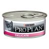 Pro Plan 24x85g Pro Plan Cat Delicate pulyka nedves macskatáp konzerv