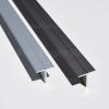 ProAlu Tolóajtó ProALU T-profil 18mm laphoz 3fm Alumínium