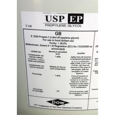 Propilén-glikol borászati kezelőanyag