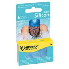 Protina Pharma Ohropax Silicon Aqua füldugó 6db