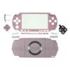 PSP 2000 komplett ház rózsaszín
