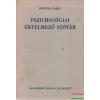 Pszichológiai értelmező szótár