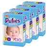 Pufies Sensitive Maxi Pack Midi pelenkacsomag, 3-as méret, 264 darab, 4-9 kg