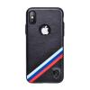 Puloka Criss-cross prémium hátlaptok Samsung G975 Galaxy S10+, fekete