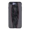 Puloka Curve prémium hátlaptok Samsung G975 Galaxy S10+, fekete