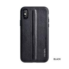 Puloka Style prémium hátlaptok Huawei P30 Pro, fekete tok és táska