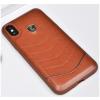 Puloka Waves prémium hátlaptok Samsung G973 Galaxy S10, barna