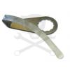 """Puma Air Tools Szélvédőkivágó kés 2D """"U"""" alakú íves 90 mm (TP6014-2D)"""