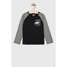 Puma - Gyerek hosszúujjú 104-176 cm - fekete - 1409625-fekete gyerek póló