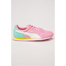 Puma - Gyerekcipő - rózsaszín - 886773-rózsaszín
