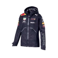 Puma Red Bull Racing fĂŠrfi kabát Rain navy F1 Team 2018 - XL