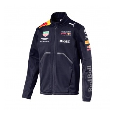 Puma Red Bull Racing fĂŠrfi kabát Softshell navy F1 Team 2018 - XL