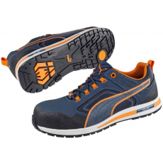 PUMA Safety Puma Crosstwist Low S3 HRO SRC Védőcipő