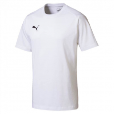 PUMA Safety Puma Liga Casuals póló - fehér