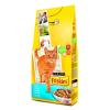 Purina Friskies Dry Cat Lazac+zöldség 1,7 kg