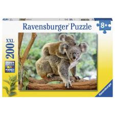 Puzzle 200 db - Koala család puzzle, kirakós