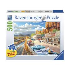 Puzzle 500 db - Látkép puzzle, kirakós