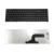 Qoltec Notebook billentyűzet Asus K73 X53 fekete