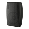 Qoltec SUPER BASS TWO WAY WALL SPEAKER; RMS 20W ; 21cm ; 8 Om ; TRAFO ; black