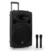 """QTX QR15PA mobilis PA rendszer 38,10 cm (15""""), aktív hangfal"""