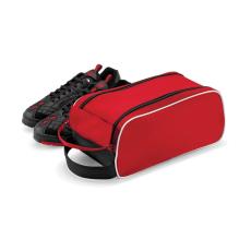 QUADRA Cipő táska Quadra Shoebag - Egy méret, Klasszikus Piros/Fekete/Fehér