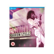 Queen A Night at the Odeon - Hammersmith 1975 Blu-ray egyéb zene