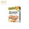 Quinoa szelet mogyoróval, magokkal és mézzel