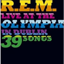 R.E.M. - Live At The Olympia /2cd/ CD egyéb zene