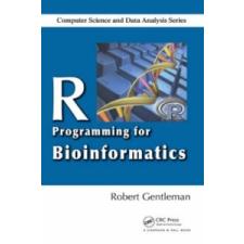 R Programming for Bioinformatics – Robert Gentleman idegen nyelvű könyv