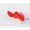 RA 3040 hajócsavar 35SR/M4 Red Nylon 2L