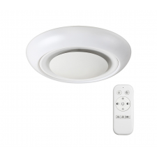 Rabalux 2492 - LED Menyezeti lámpa CALVIN LED-RGB/18W/230V fehér világítás
