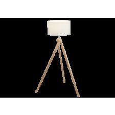 RÁBALUX Rábalux 4189 Soren, fa állólámpa E27 MAX 60W fehér/ bükk világítás