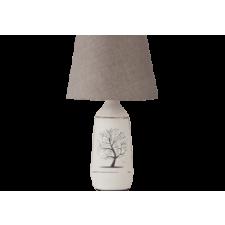 RÁBALUX Rábalux 4374 Dora asztali lámpa E27 may 40W fa világítás