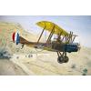 RAF Be2c repülő makett Roden 426