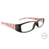 Raffa Designer fekete olvasó szemüveg