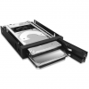 RaidSonic ICY BOX IB-2227StS Mobile Rack for 2x 2.5' SATA HDD or SSD