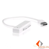 "RaidSonic ICY BOX IB-AC603 USB2.0 -> 2.5"" SATA adapter fehér"
