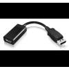 RaidSonic IcyBox DisplayPort - HDMI adapter, IB-AC508