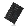 RaidSonic IcyBox Mini KeySonic Keyboard, Waterproof, Touchpad, USB , IP68, Black (KSK-5230IN)