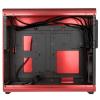 RAIJINTEK STYX mATX, piros számítógépház