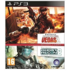 - Rainbow Six Vegas 2 Ghost Recon Advanced Warfighter 2 Double Pack (PS3) (PlayStation 3)