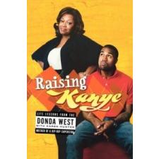 Raising Kanye – Donda West idegen nyelvű könyv