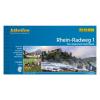 Rajna kerékpárkalauz 1. / Rhein-Radweg 1.