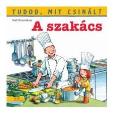 Ralf Butschkow Tudod, mit csinál? 5. - A szakács idegen nyelvű könyv