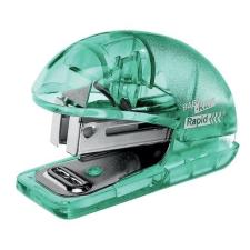 """Rapid Tűzőgép, mini, 24/6, 26/6, 10 lap, RAPID """"Colour' Ice"""", zöld tűzőgép"""