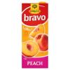 Rauch Bravo őszibarack gyümölcsital cukorral és édesítőszerekkel, C-vitaminnal 1,5 l