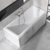Ravak 10° 170x75 cm-es egyenes akril fürdőkád CA71000000